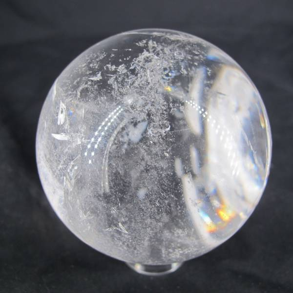 Boule en Cristal de Roche