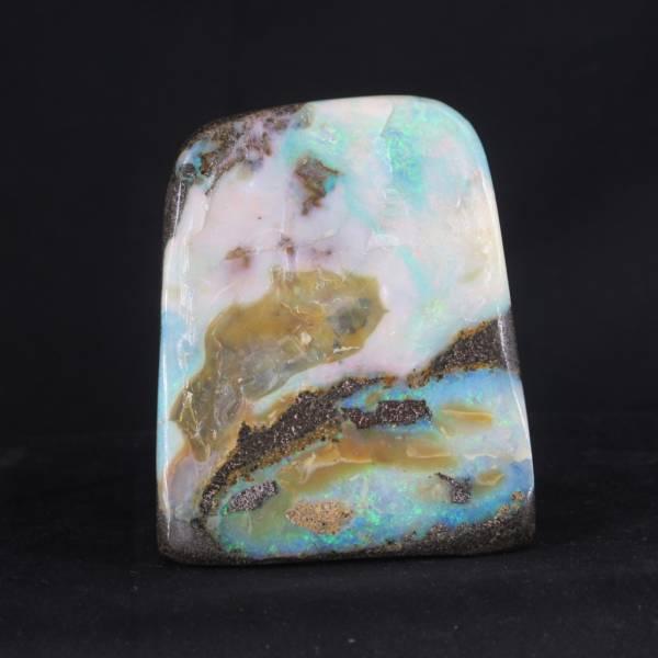 Spécimen d'Opale Polie