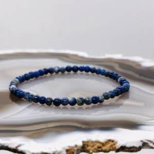 Bracelet Lapis-Lazuli